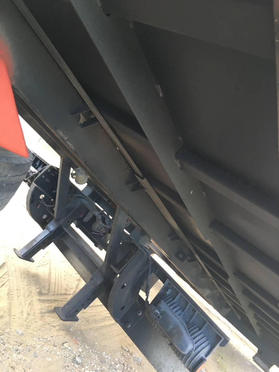 コンドル 6速MTターボ 車検令和4年7月 4段 ユニック クレーンローダー スライド 回送 積載車 フォワード レンジャー ファイター キャンター_画像6