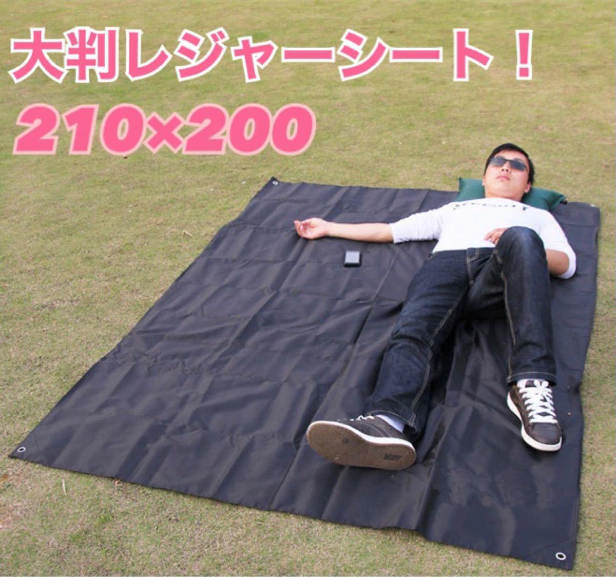 レジャーシート 大判 キャンプ テント アウトドア 運動会 お花見 ピクニック