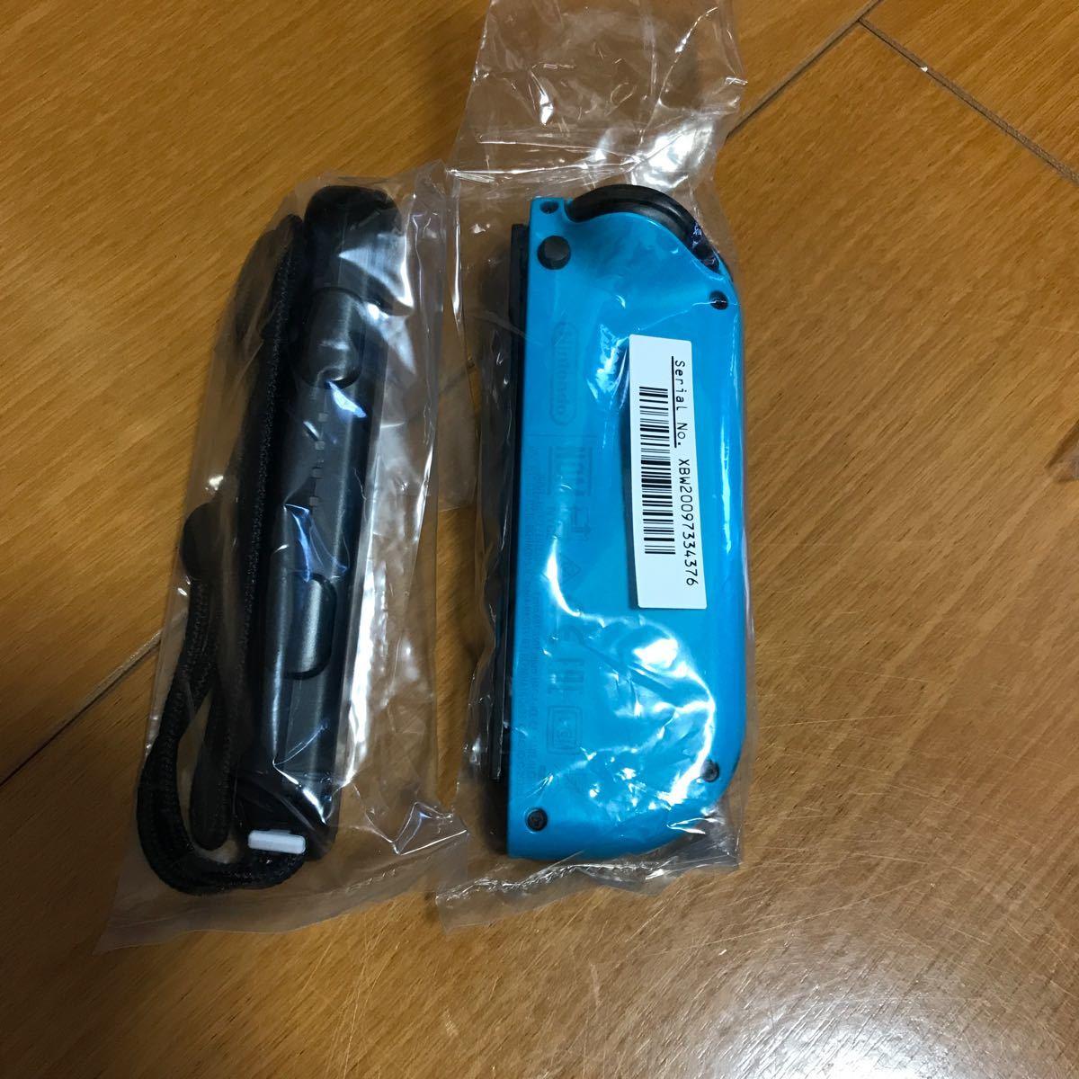 Joy-Con  ジョイコン Nintendo Switch ネオンブルー