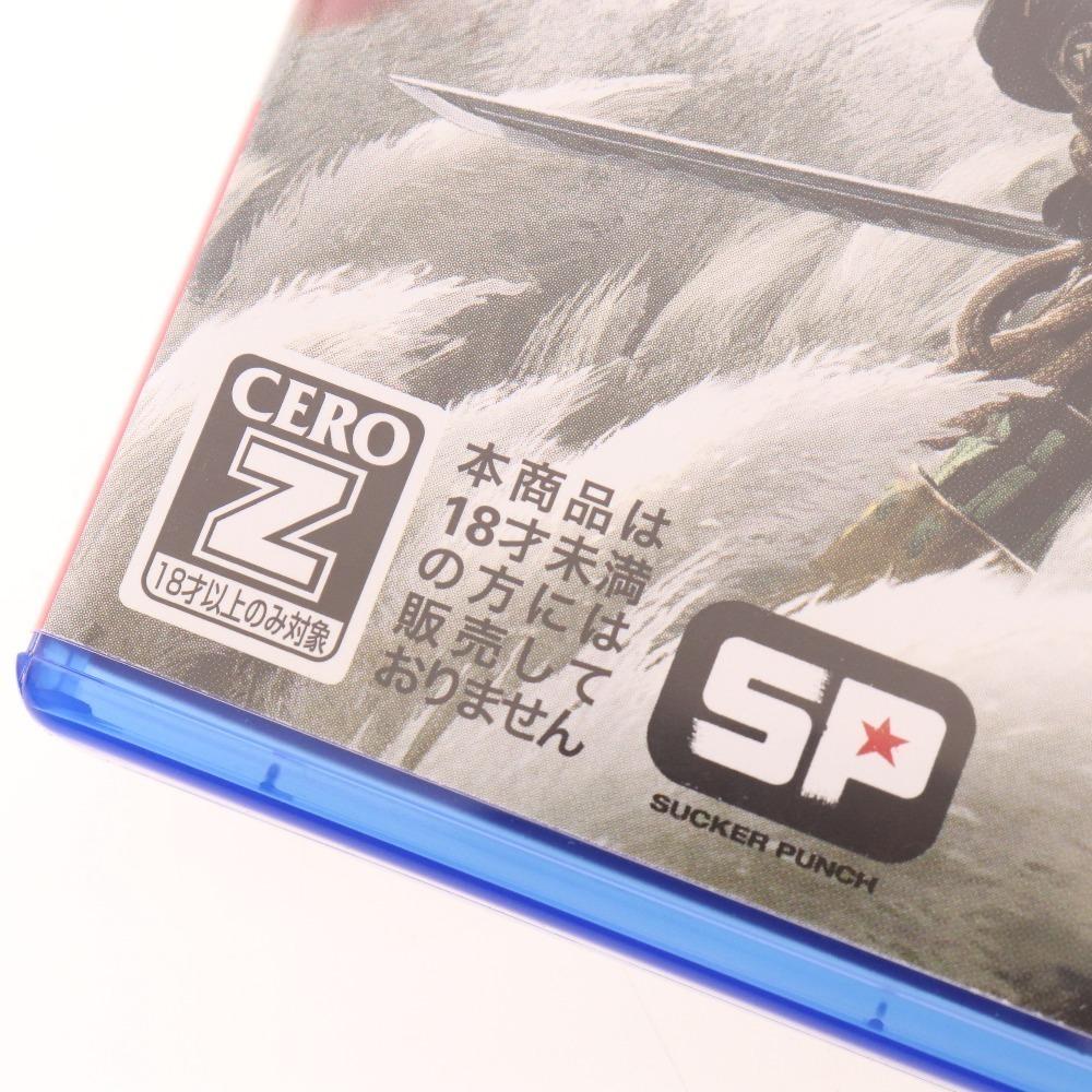 ■ PlayStation 4 PS4 ソフト ゴーストオブツシマ GHOST OF TSUSHIMA プレイステーション4 ゲームソフト テレビゲーム 中古_画像9