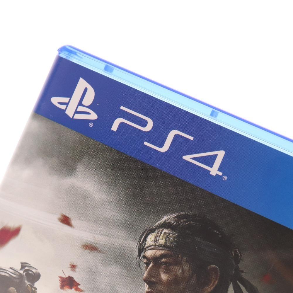 ■ PlayStation 4 PS4 ソフト ゴーストオブツシマ GHOST OF TSUSHIMA プレイステーション4 ゲームソフト テレビゲーム 中古_画像4