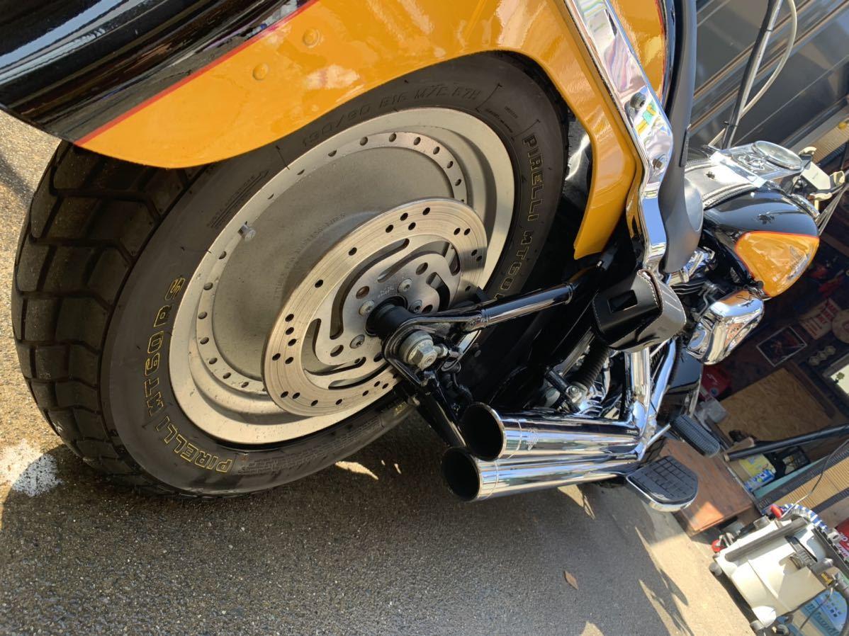 ハーレーダビッドソン ファットボーイ 2000年 FLSTF Harley-Davidson キャブ車_画像10
