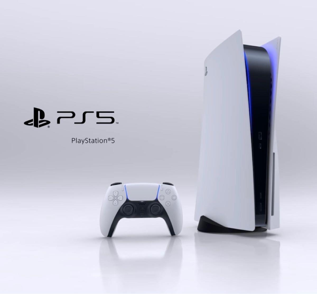 SONY PlayStation5 (CFI-1000A01) 本体!