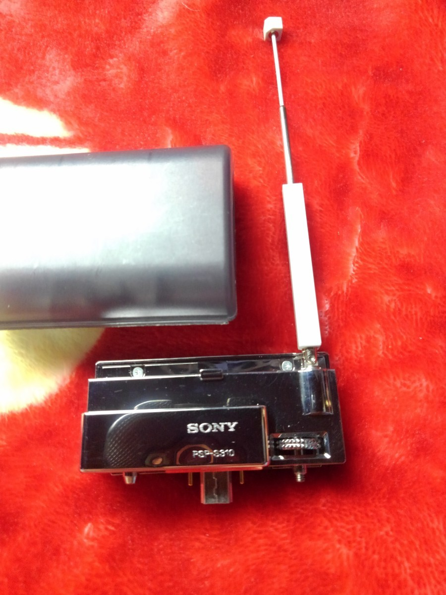 PSP ワンセグチューナー PSP-S310 PSP-2000・3000専用