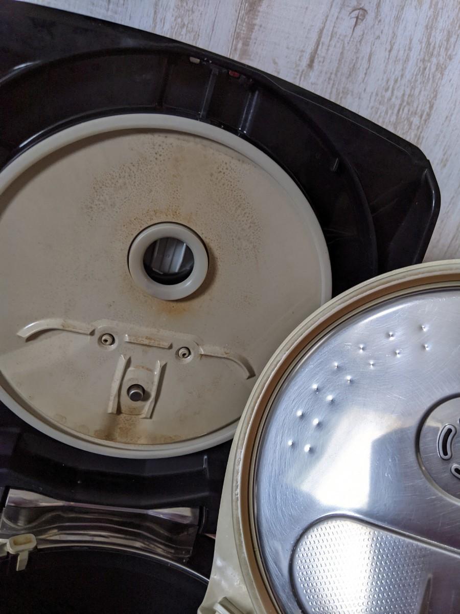 パナソニック スチームIHジャー炊飯器 SR-SY185J   1升炊き