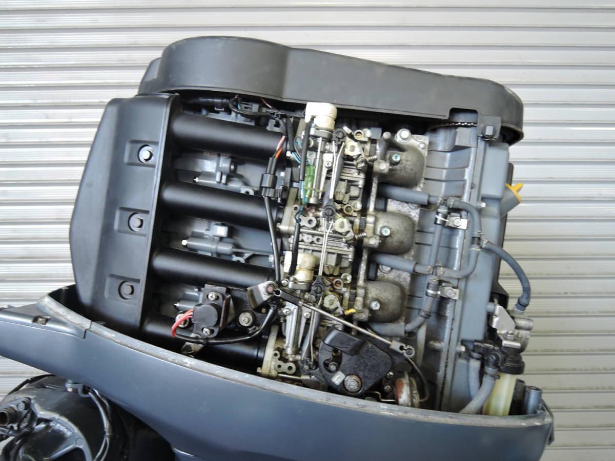 Outboard motor エンジン始動品 YAMAHA ヤマハ 船外機 80馬力 4スト S051216 スズキ トーハツ ホンダ 80 90 100 115 150 175 yamaha_画像6