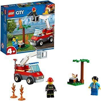 新品レゴ(LEGO) シティ バーベキューの火事 60212 ブロック おもちゃ 男の子B9JT_画像1