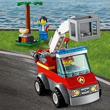 新品レゴ(LEGO) シティ バーベキューの火事 60212 ブロック おもちゃ 男の子B9JT_画像4