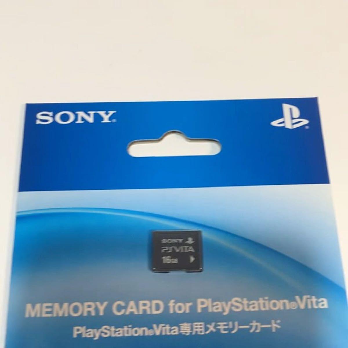 PS vita メモリーカード 16GB