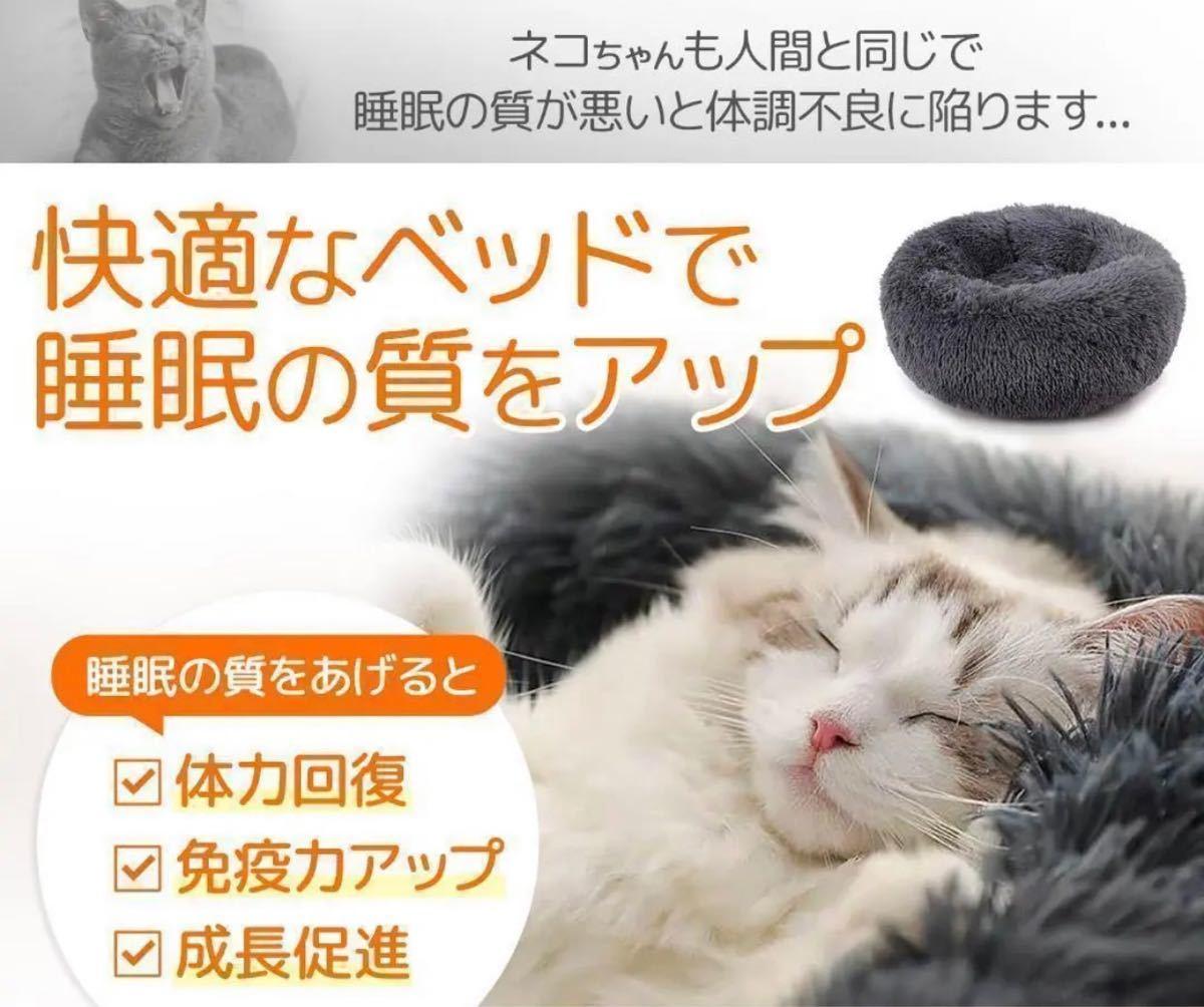 ペットクッション、ペットベッド、嬉しいブラシセット