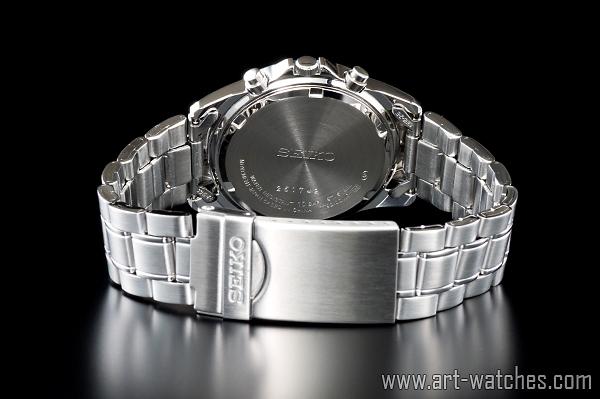 【1円開始】 セイコー 逆輸入 SEIKO タキメーター 新品 1/20秒 クロノグラフ 腕時計_画像3