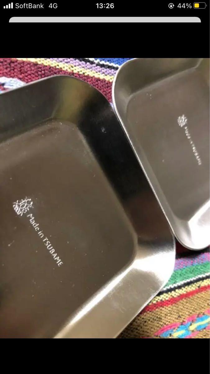 TSUBAME 燕三条 薬味皿トング