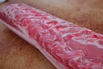豚ロース ブロック 1kg (1、000g) セット 【 国産 豚肉 使用 業務用 訳ありお買い得商品★】_画像4