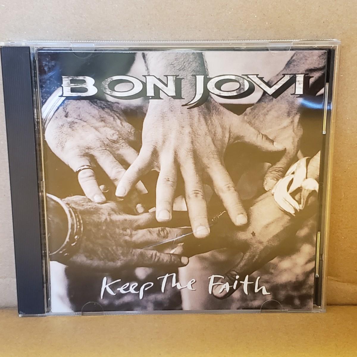 BON JOVI ボン・ジョヴィ KEEP THE FAITH