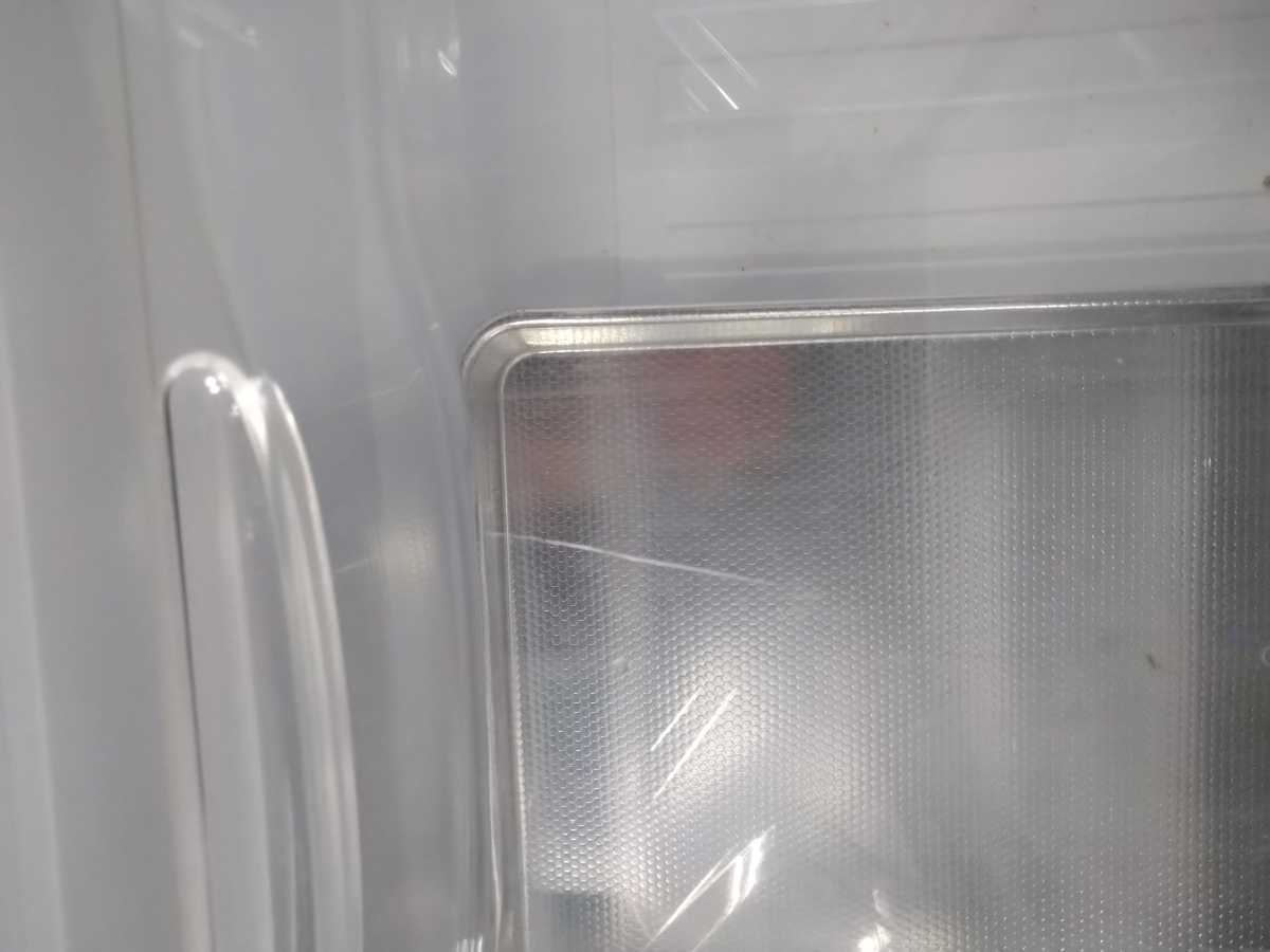 三菱/6ドア 冷凍冷蔵庫 MITSUBISHI 605L スマート大容量 観音開き MR-JX61X 2014年製 動作品