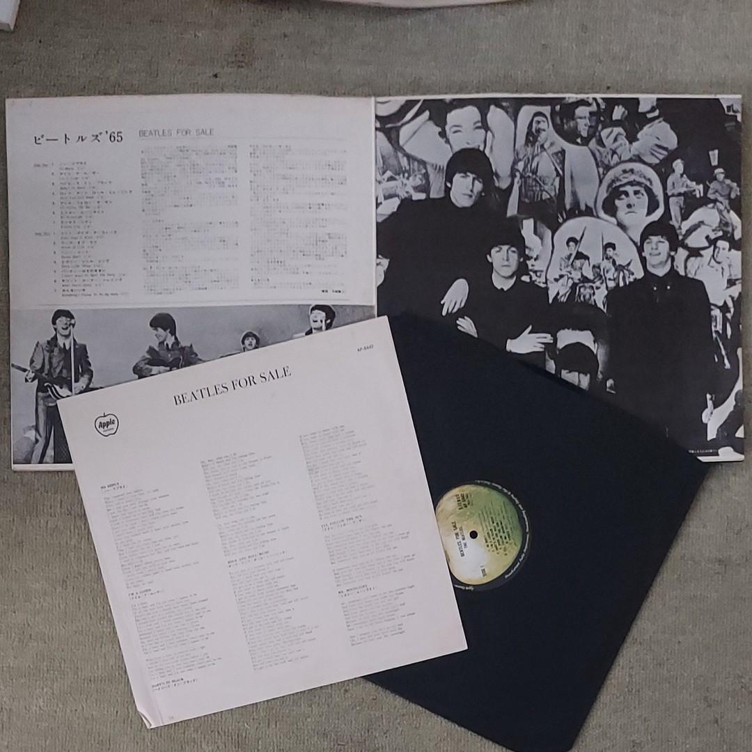 THE BEATLES ミート・ザ・ビートルズ 名盤 まとめ売り