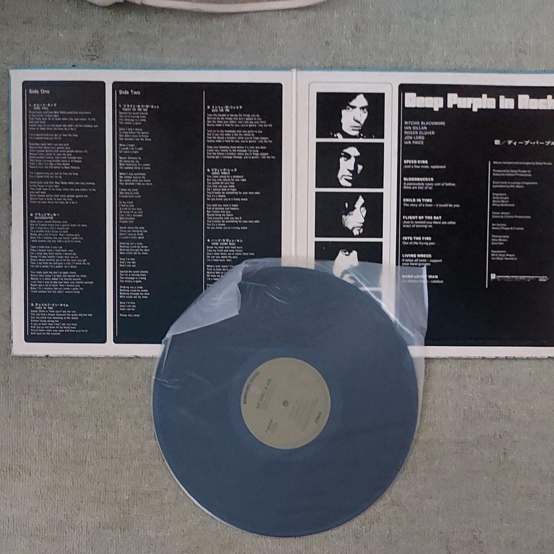 ディープパープル レコード まとめ売り