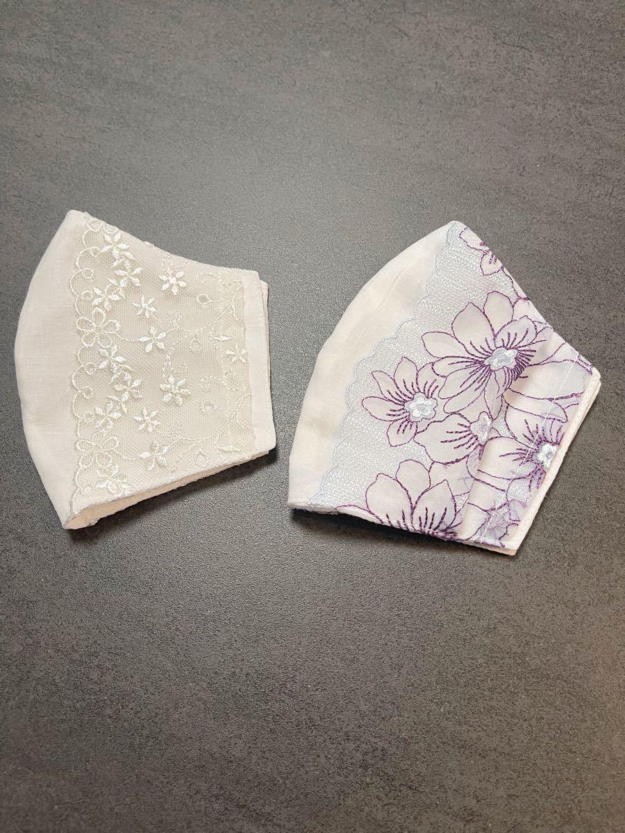 立体インナーハンドメイド不織布専用カバー2枚セット