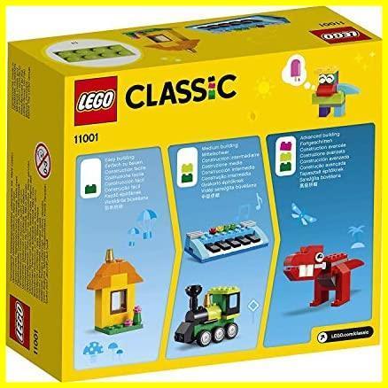 レゴ(LEGO) クラシック アイデアパーツ 11001 ブロック おもちゃ 女の子 男の子_画像9