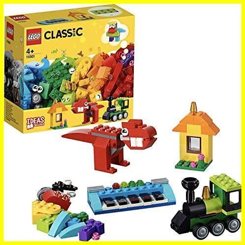 レゴ(LEGO) クラシック アイデアパーツ 11001 ブロック おもちゃ 女の子 男の子_画像1