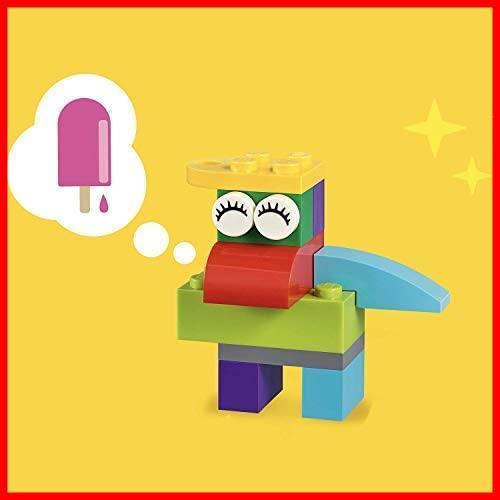 レゴ(LEGO) クラシック アイデアパーツ 11001 ブロック おもちゃ 女の子 男の子_画像5