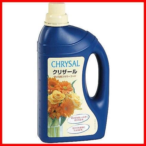新品【お得】 クリザール・ジャパン(Chrysal Japan) K214 クリザール切り花用フラワーフード 1LQFNL_画像1