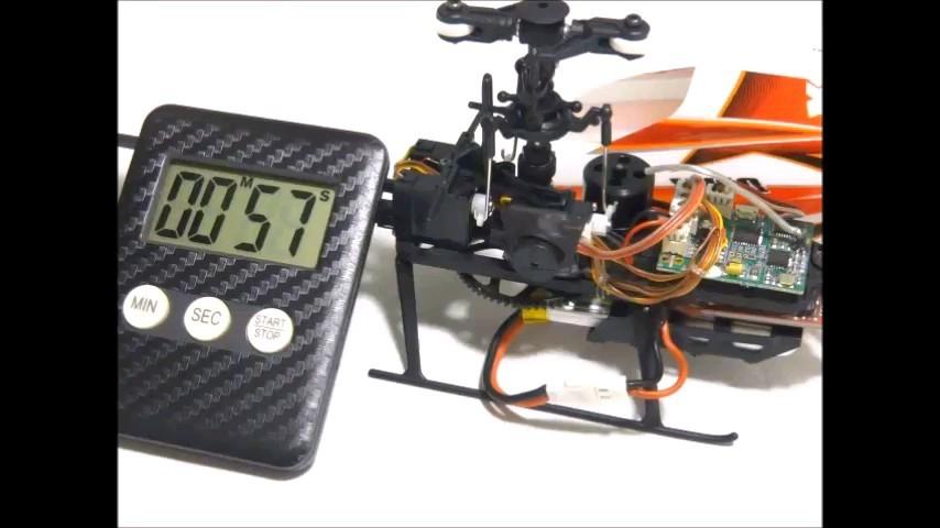 XK K110(K100、K120)専用の機体発見ブザー&ESCセットアップケーブル