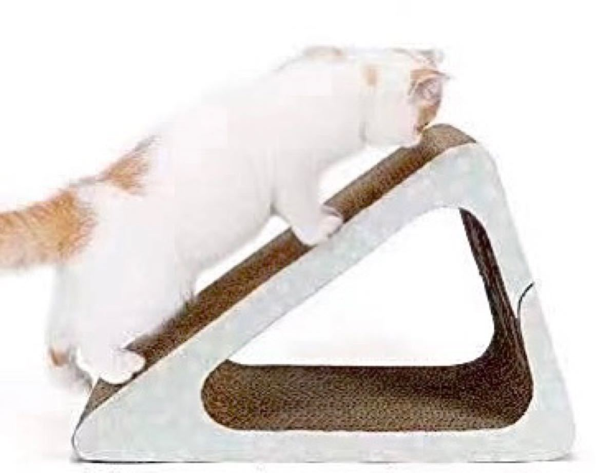 猫用爪とぎ 三角型