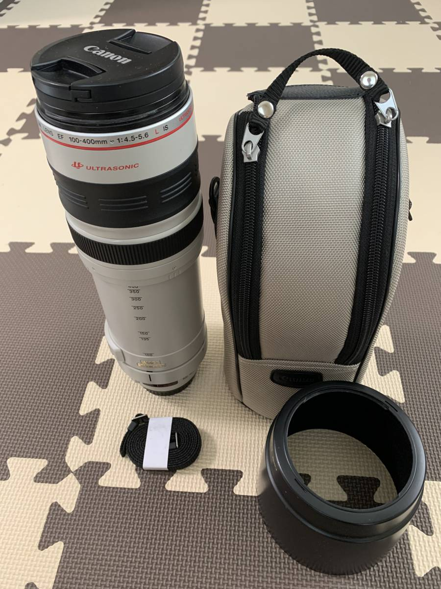 CANON EF100-400 1:4.5-5.6L IS
