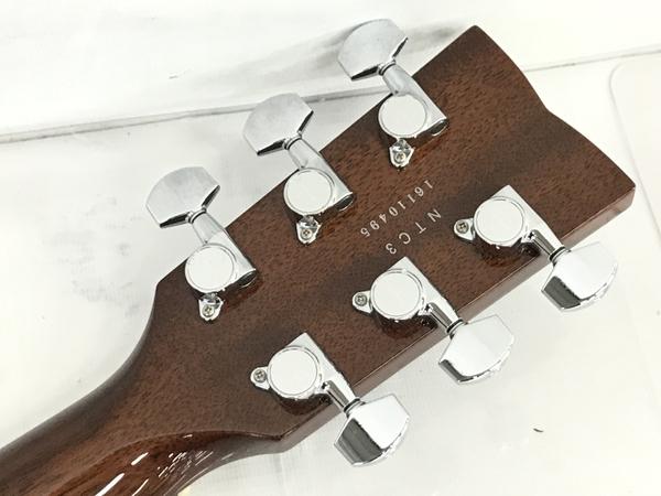 HISTORY NT-C3 アコースティック ギター エレアコ ハードケース 付 中古 訳有 S5745940_画像10
