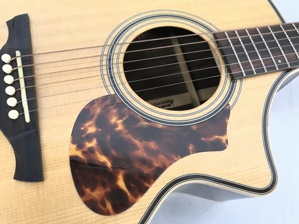 HISTORY NT-C3 アコースティック ギター エレアコ ハードケース 付 中古 訳有 S5745940_画像4