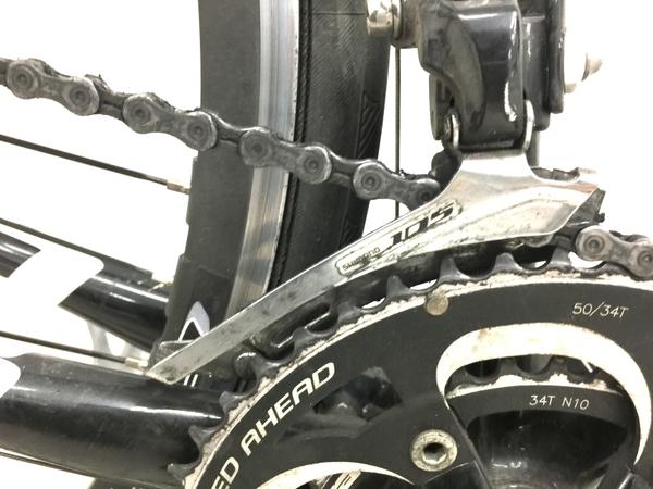 Cannondale CAAD10 105 2013 52 サイズ キャドテン 自転車 ロードバイク キャノンデール 中古 O5765167_画像7
