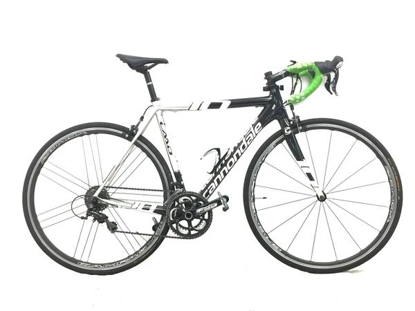 Cannondale CAAD10 105 2013 52 サイズ キャドテン 自転車 ロードバイク キャノンデール 中古 O5765167_画像1