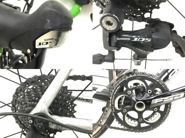 Cannondale CAAD10 105 2013 52 サイズ キャドテン 自転車 ロードバイク キャノンデール 中古 O5765167_画像3