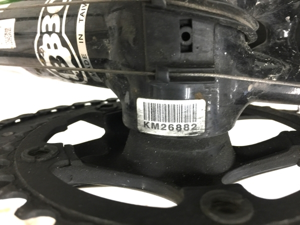 Cannondale CAAD10 105 2013 52 サイズ キャドテン 自転車 ロードバイク キャノンデール 中古 O5765167_画像9