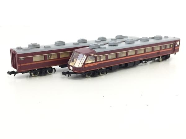 TOMIX 92015 国鉄14-700系 サロンエクスプレス 東京 鉄道模型 Nゲージ ジャンク K5792077