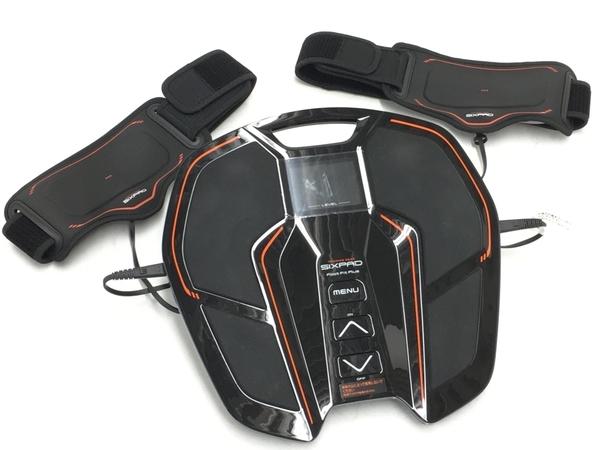 MTG SIXPAD シックスパッド Foot Fit Plus SE-AG00 フットフィットプラス フィットネス 中古 T5802229