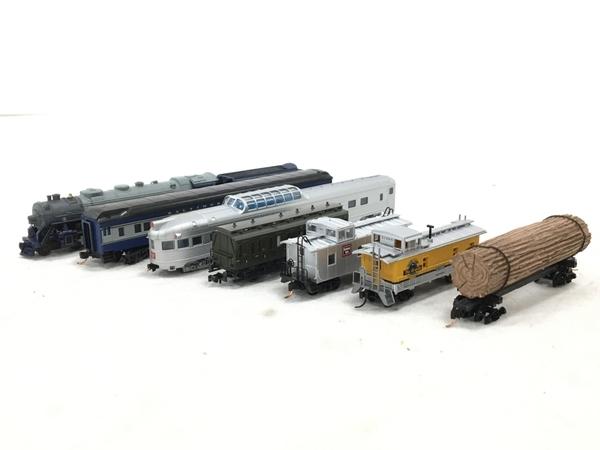 FLEISCHMANN 他 外国車両 まとめてセット Nゲージ 鉄道模型 ジャンク H5802572