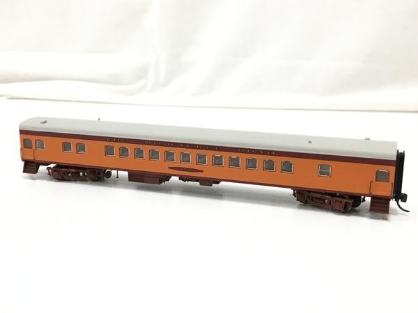 FOX VALLEY MODELS ミルウォーキー鉄道 客車 THE MILWAUKEE ROAD 外国車両 Nゲージ 鉄道模型 中古 H5802571