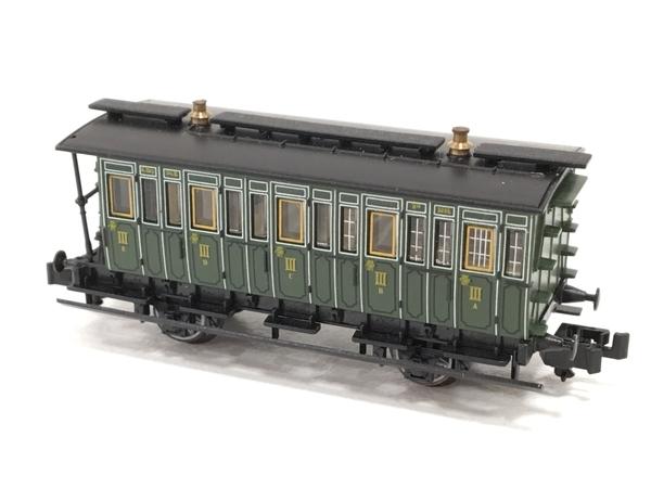 MINITRIX 型番不明 外国車両 Nゲージ 鉄道模型 ジャンク H5802570