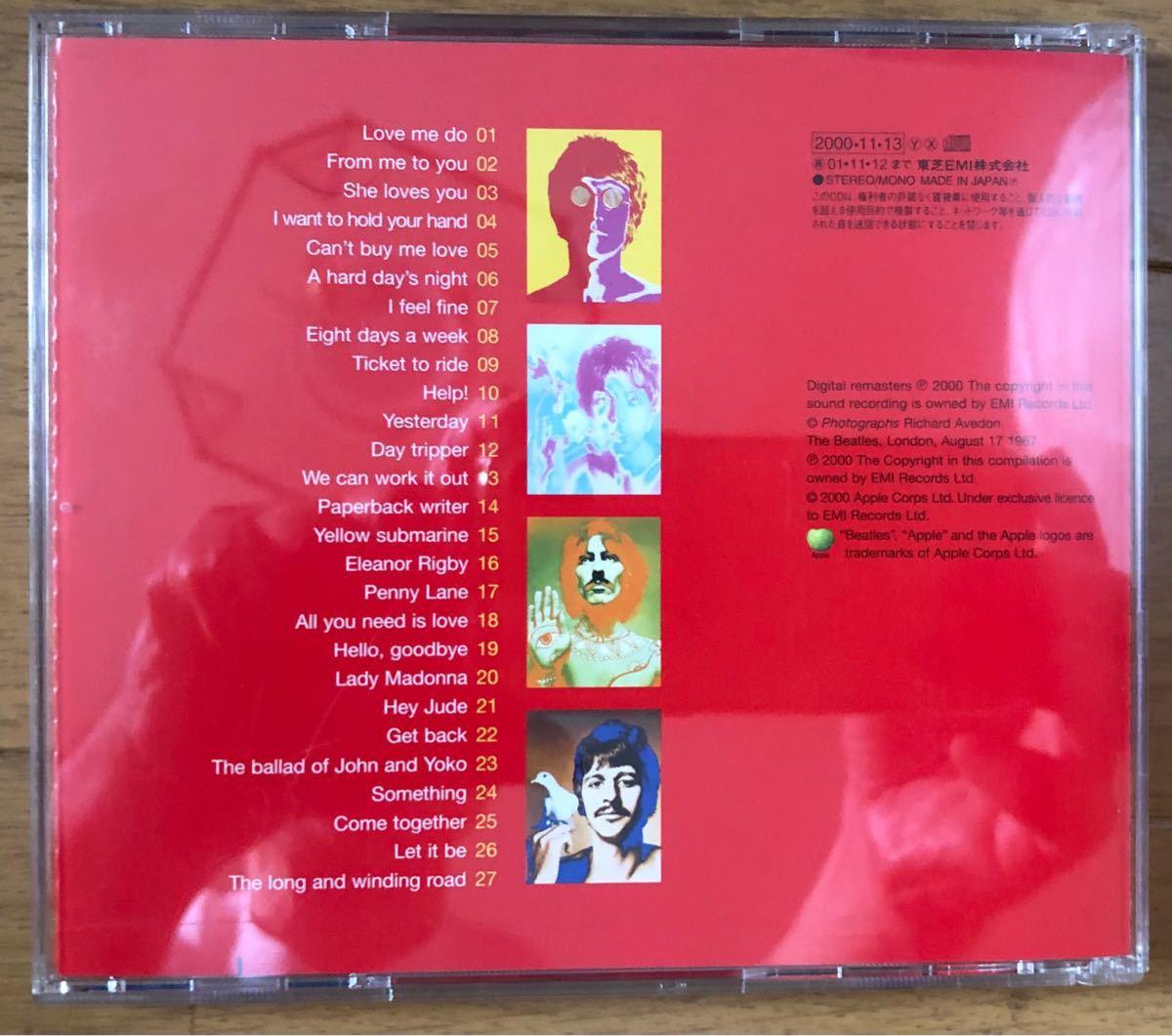 ザ・ビートルズ CD/ザ・ビートルズ 1
