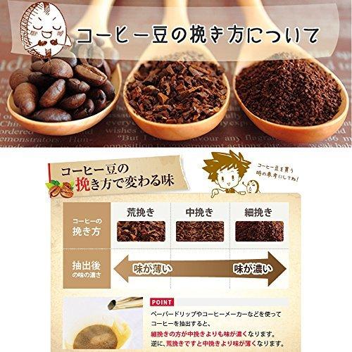 新品◇ DE澤井珈琲 コーヒーVQ-0L専門店 コーヒー豆 2種類 ( ビクトリーブレンド / ブレンドフォルティシモ ) セッ_画像4