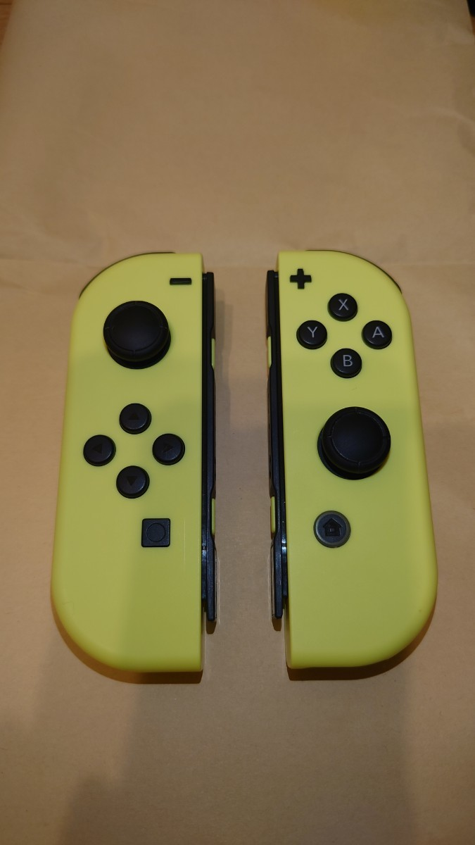 Joy-Con ジョイコン ネオンイエロー Nintendo Switch ニンテンドースイッチ