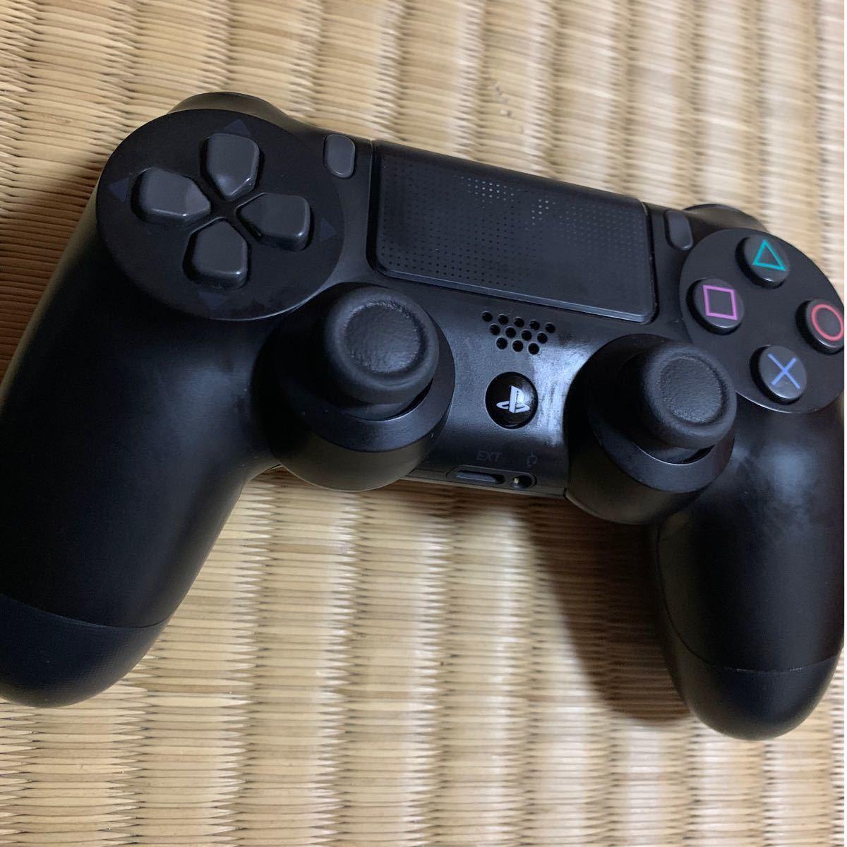 美品!PlayStation4 SONY ジェット・ブラック