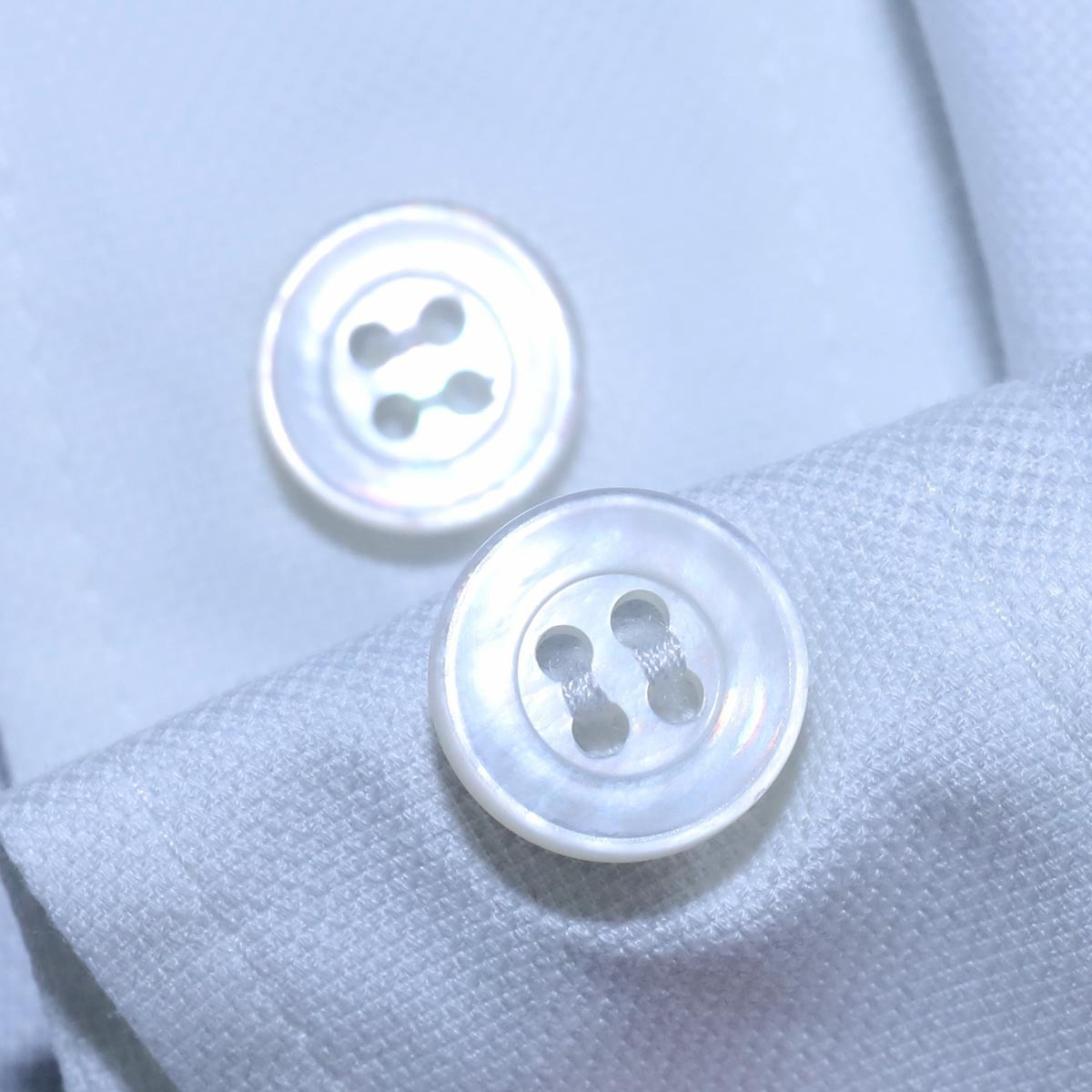 本物 エルメス 極希少 マルジェラ期 シェル釦 ポケット付きノースリーブシャツ サイズ36 ホワイト トップス ベスト ブラウス HERMES_画像3