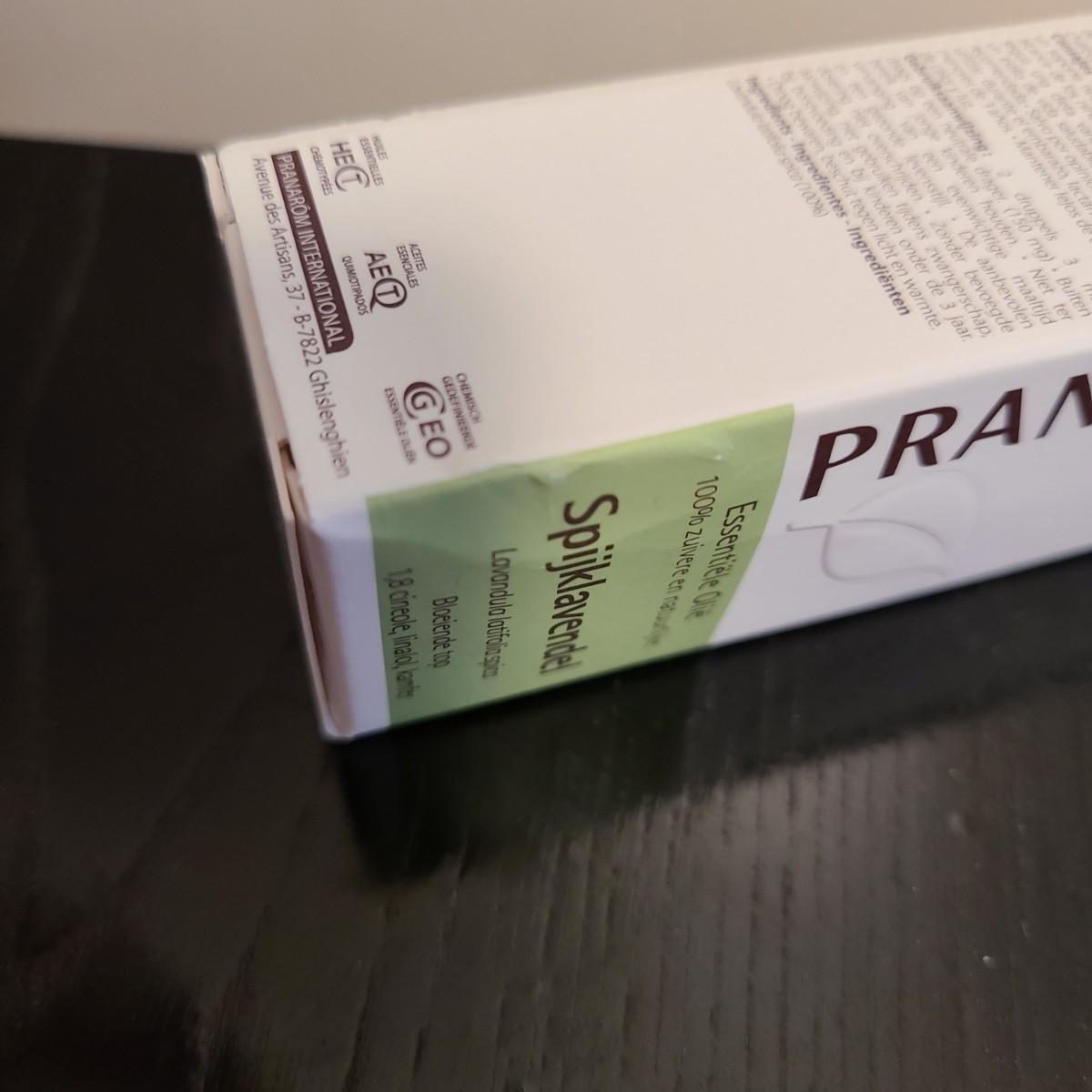 プラナロム ラベンダースピカ 10ml 新品