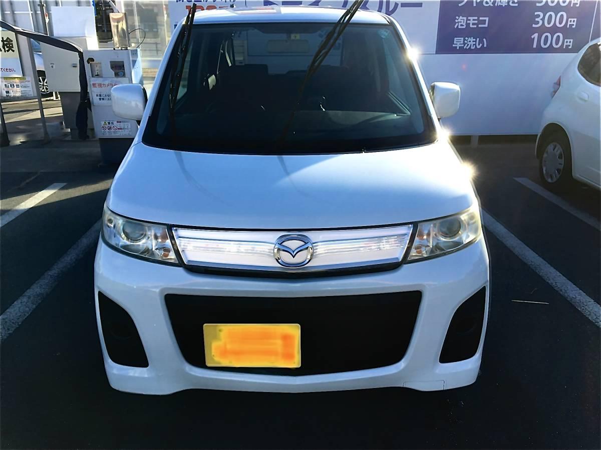 「AZワゴン:MJ23Sスティングレー:マツダOEM車検令和4年7月エアコンコンプレッサーリコール新品!広島」の画像2