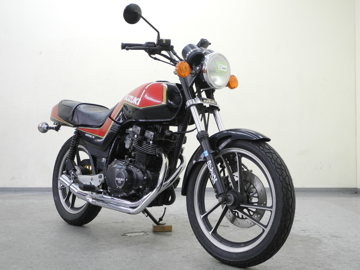 「特別出品!! スズキ GSX250E 【動画有】ローン可 GJ51B 美車 カスタム車 BEET 旧車 ゴキ ザリ 250cc SUZUKI 売り切り」の画像1