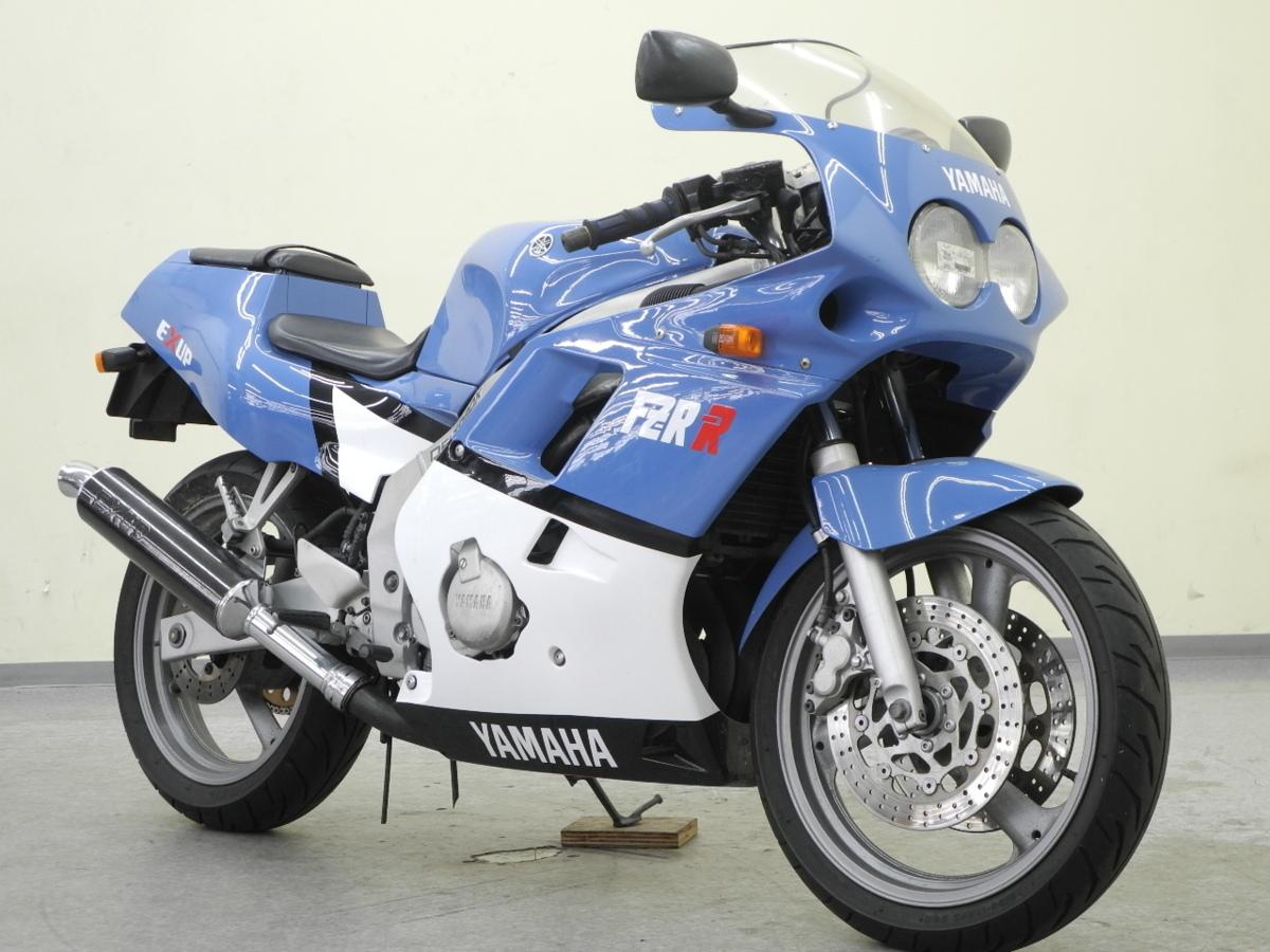 「特別出品!! ヤマハ FZR250R 【動画有】ローン可 旧車 3LN EXUPマフラー フルカウル 250cc FZR YAMAHA 売り切り」の画像1