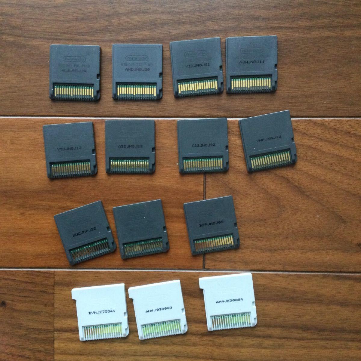 DSソフト 任天堂 3DS 3DSソフト ニンテンドーDS まとめ売り
